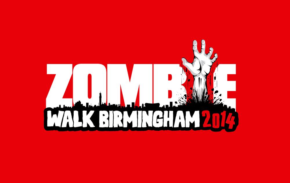 Zombie Walk 2014 Branding