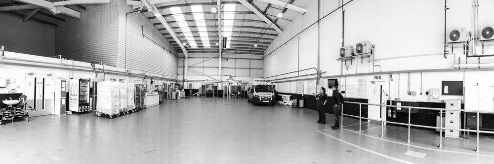Willenhall Ambulance Hub