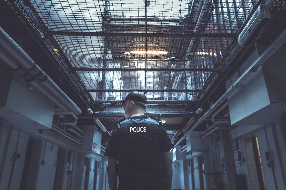 Steelhouse Lane Lockup