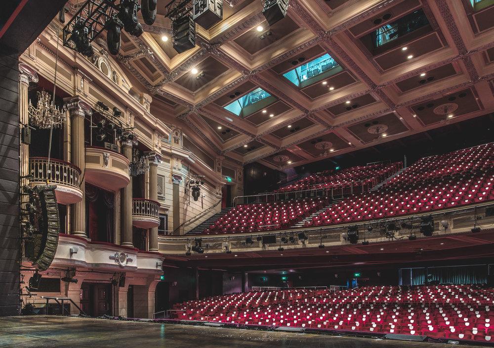 Birmingham Hippodrome.