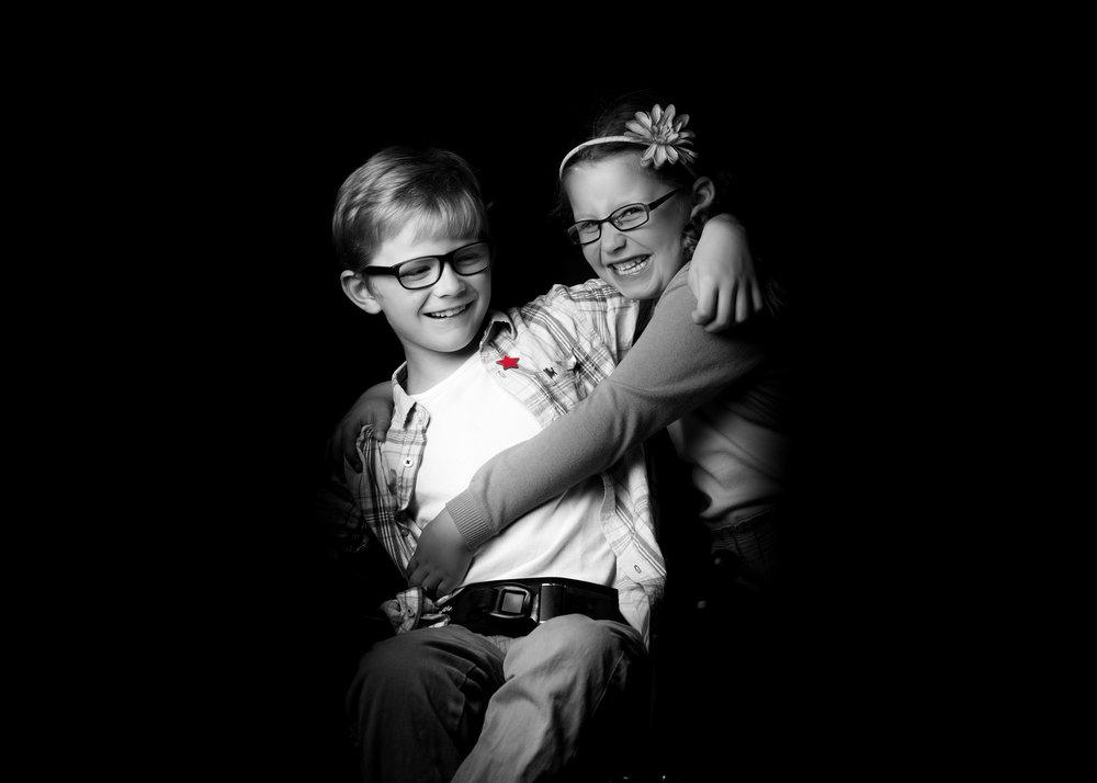 Noah & Ruby (Age 8 & 6)