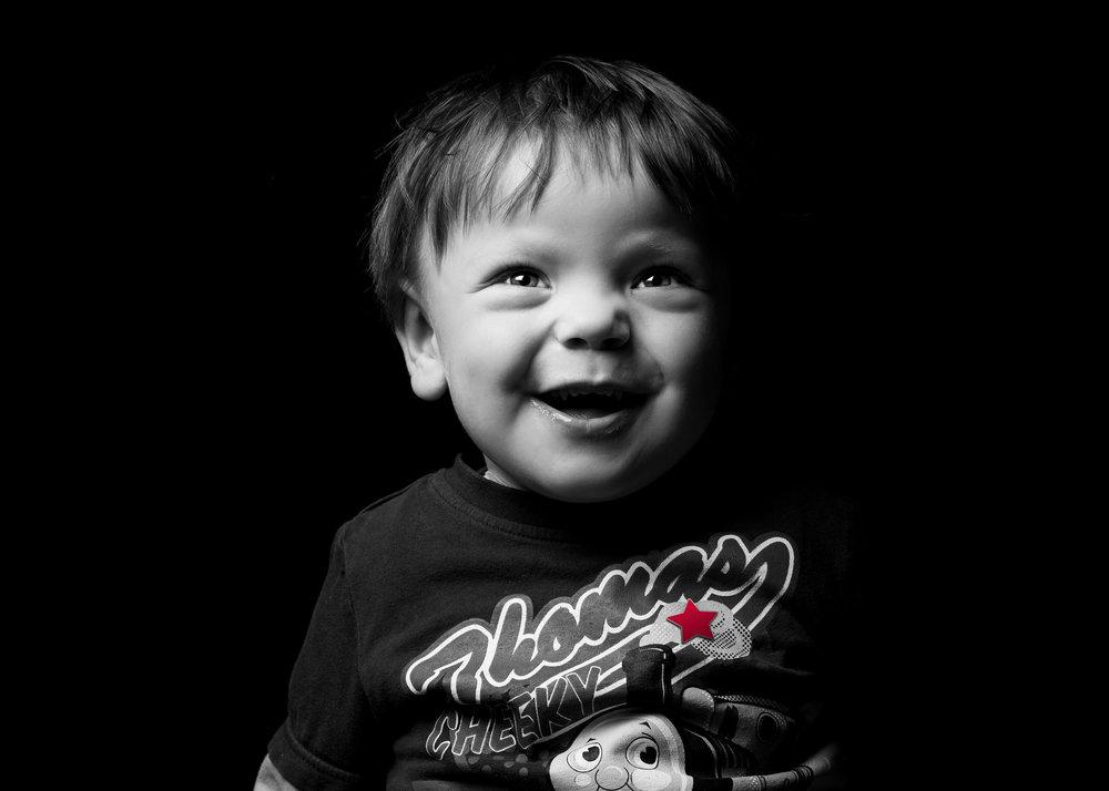 Thomas (Age 4)