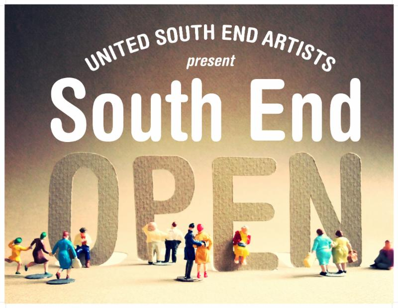 Boston's South End Annual Open Studios   Saturday & Sunday, September 19th & 20th, 2015 / 11AM to 6PM   https://useaboston.com