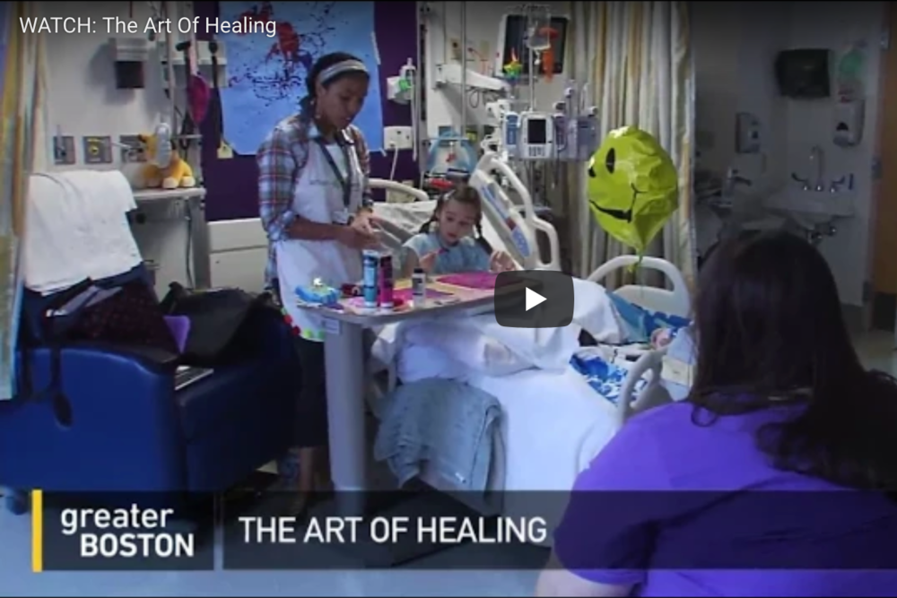 WGBH News, Greater Boston 2015    Link to the video here