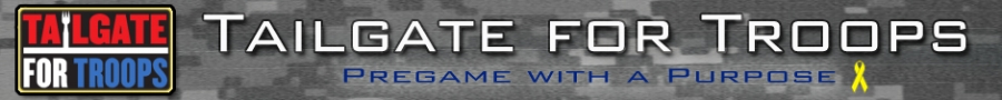 Tailgate for Troops