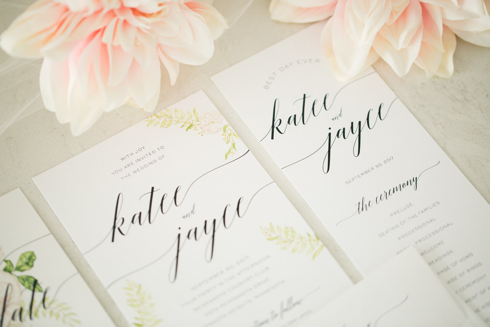 Chelsea Bolling Photography-Customizing your Wedding Invitations ...