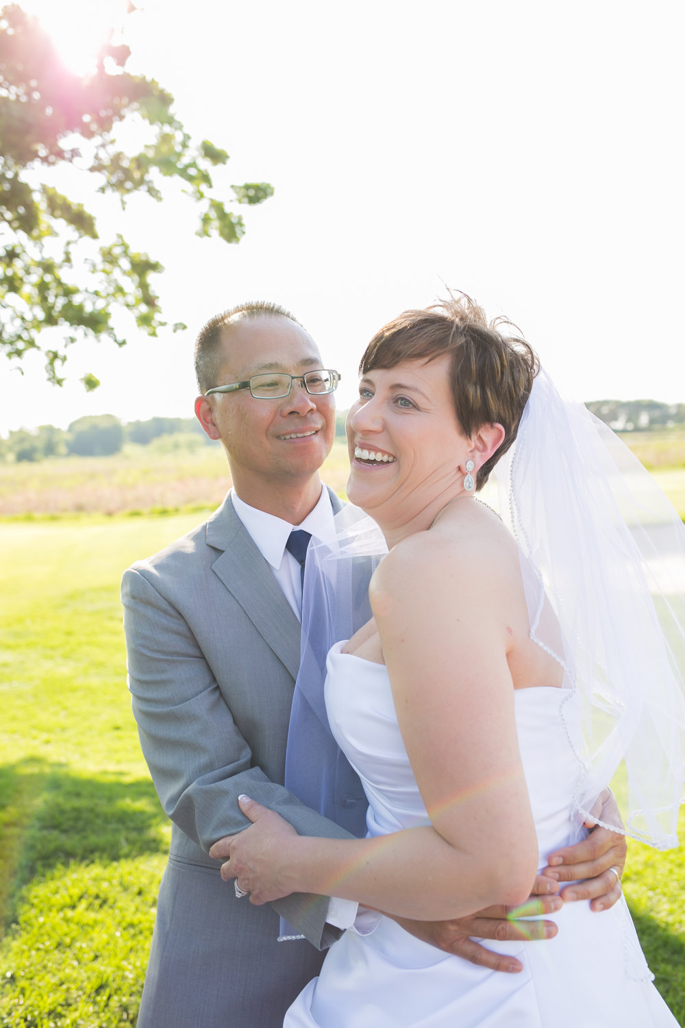 Maple Grove Wedding Photographer