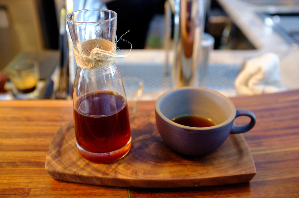 Coffee at Slipstream