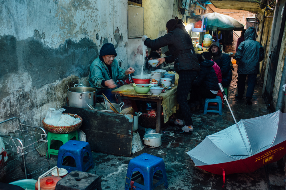 Hanoi: alleys hold delicious secrets