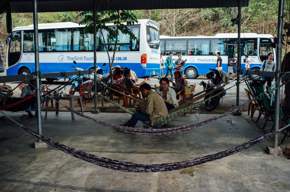 Rest stop on the way to Mui Ne