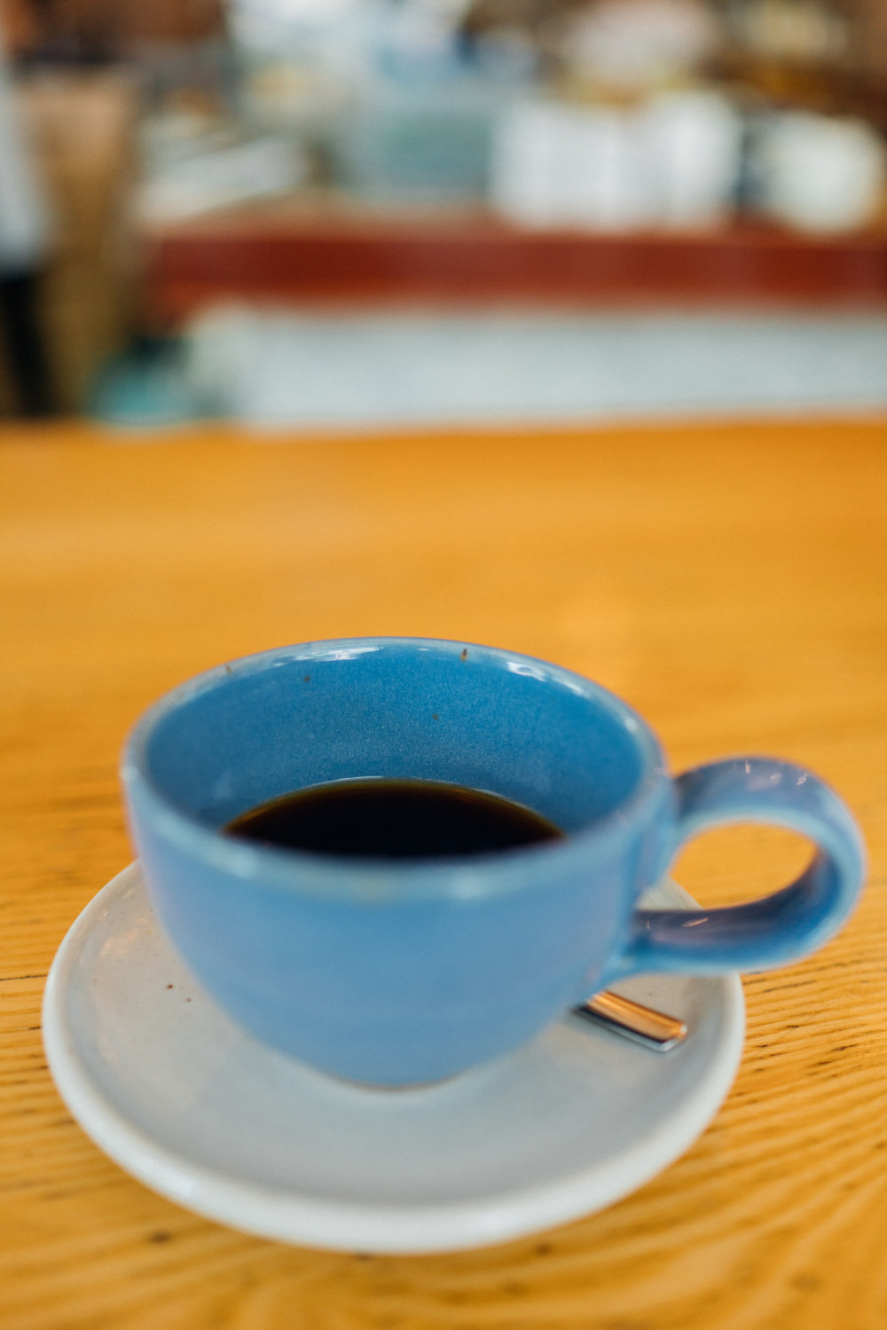 A pourover at Rocket