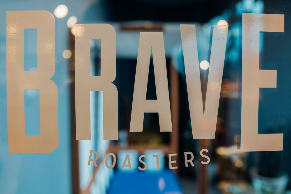 Brave Roasters in Bangkok