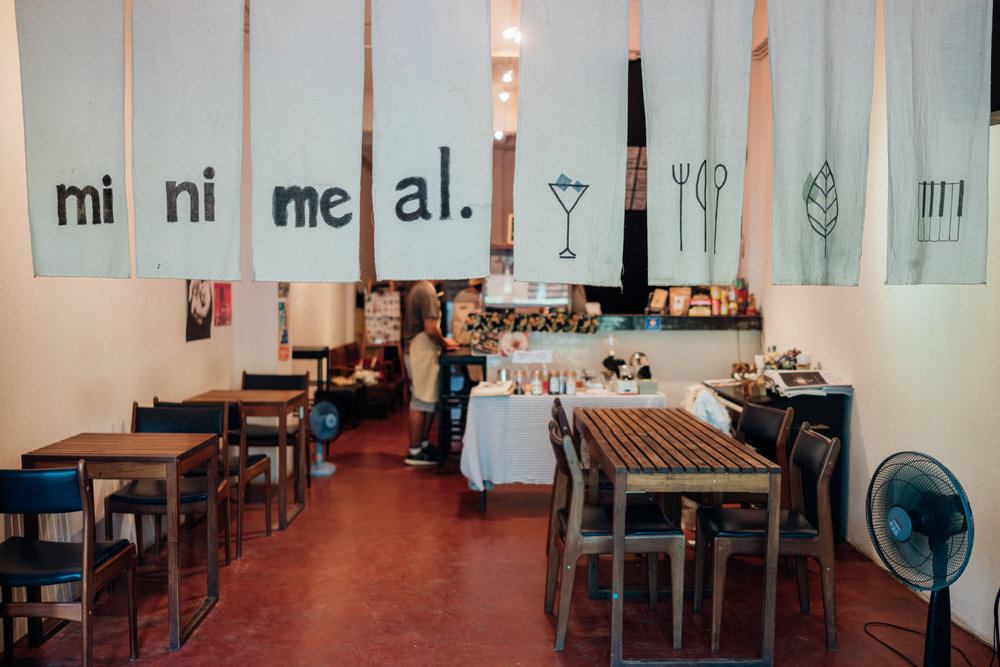 Flour Four operated as a pop-up at minimeal before they moved to their permanent location