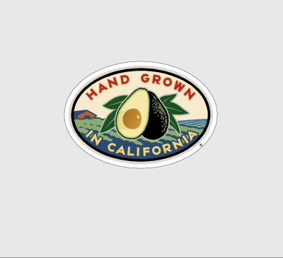 California Avocados Logo