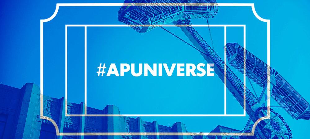 #APuniverse