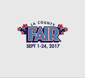 LA County Fair Logo