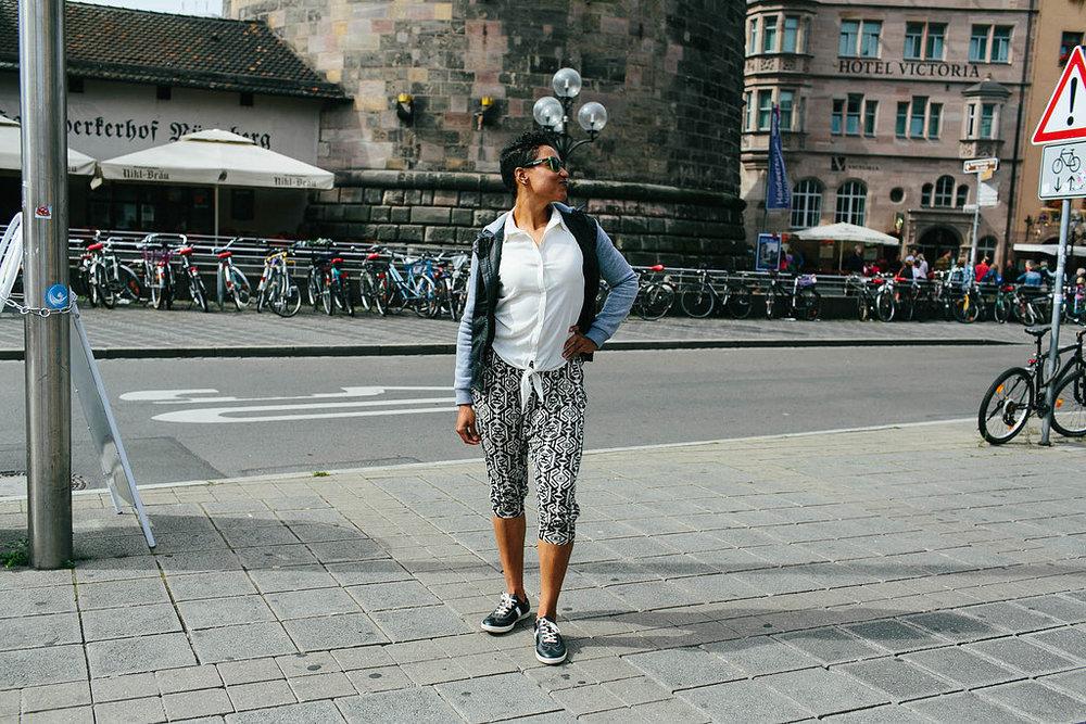Exploring Nuremburg