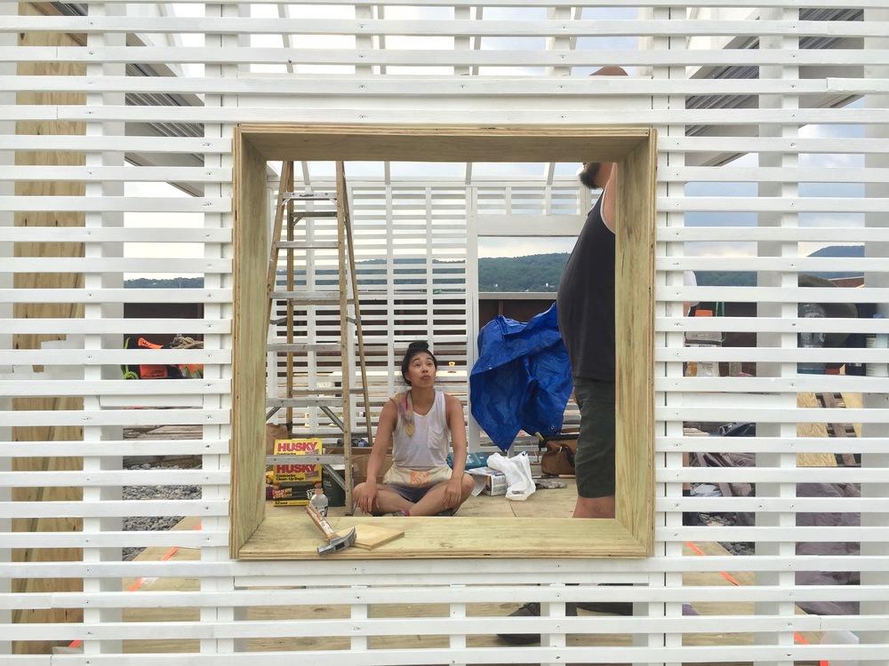 Window box.