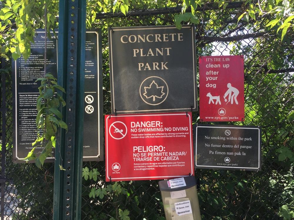 Concrete Plant Park.