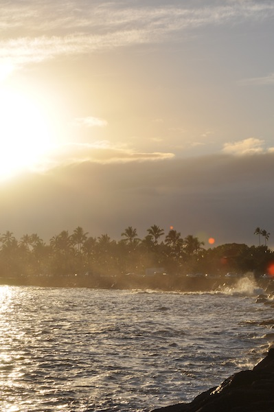 a sunkissed hilo bay