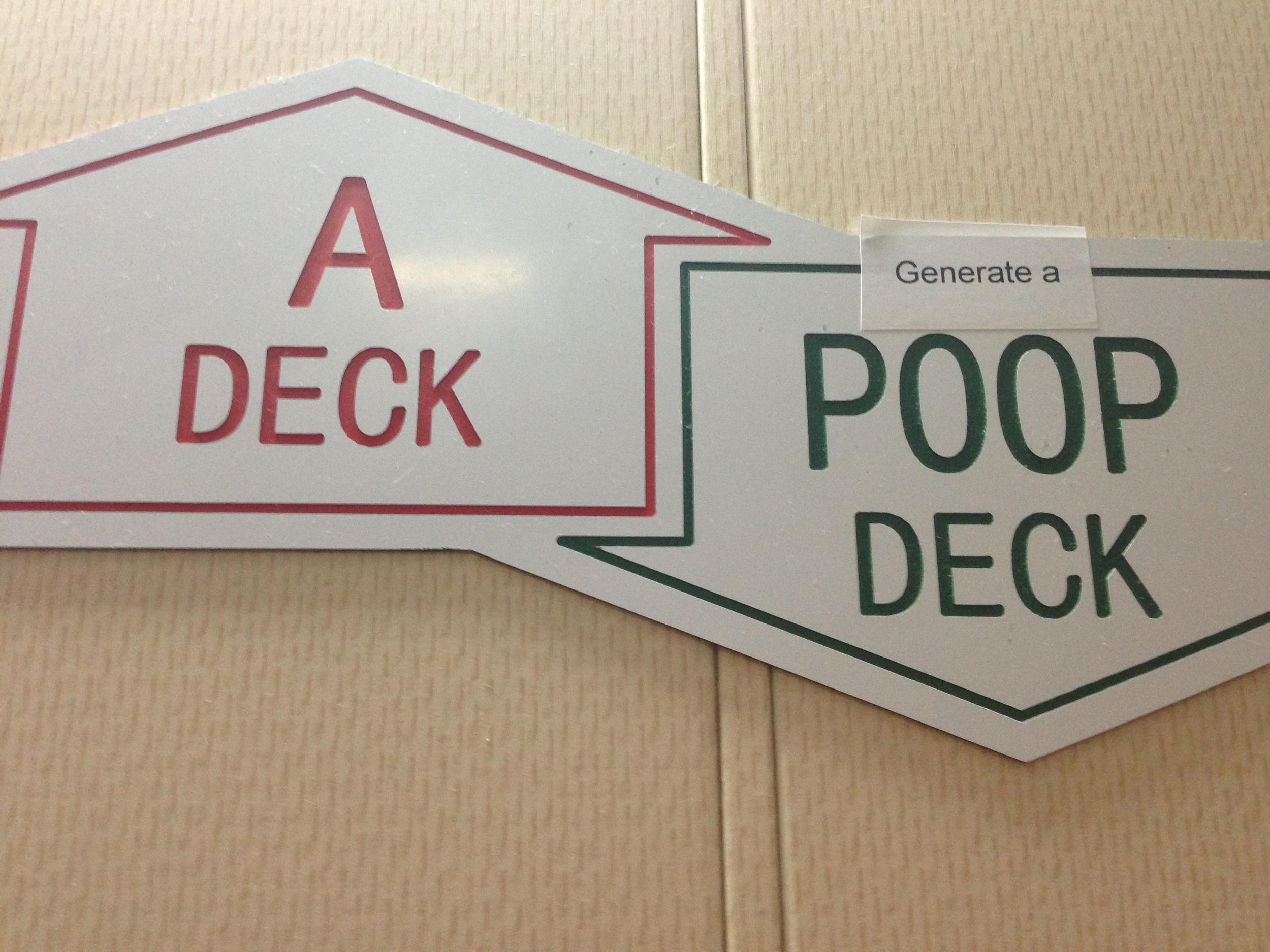 Generate A Poop.