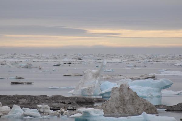 ice field