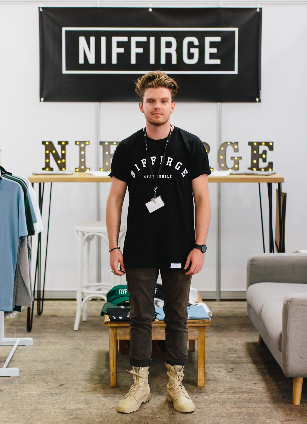 Niffirge Clothing / @niffirgeclothing