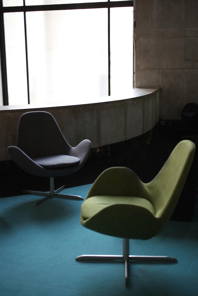 Chairs Museum Tokyo Paris