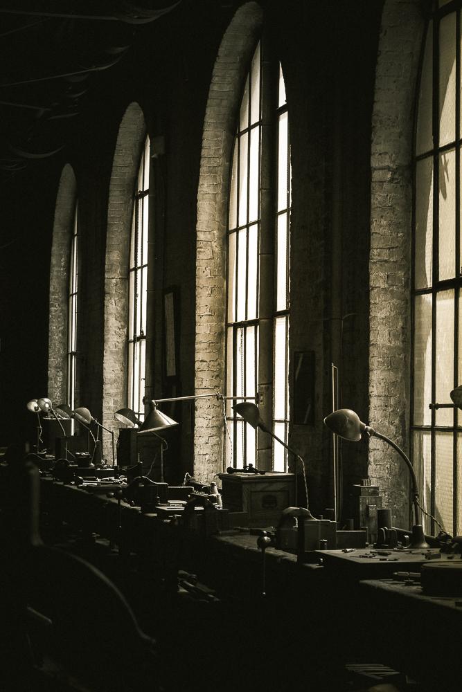 Thomas Edison Factory