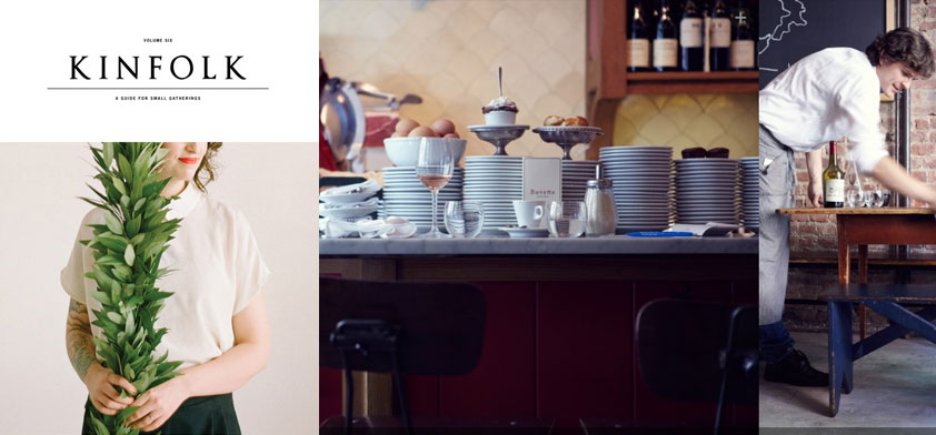 """An Interview with Buvette's Jody Williams"" Kinfolk November 2012"