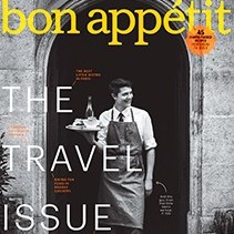 """""""The French Connection"""" Bon Appetit April 2014"""