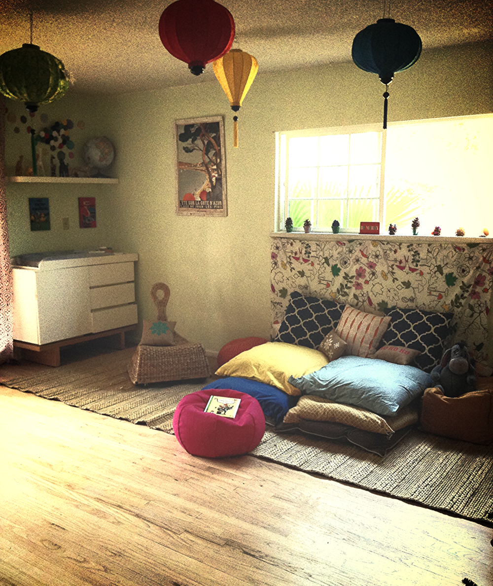 An other glimpse at the Play Room