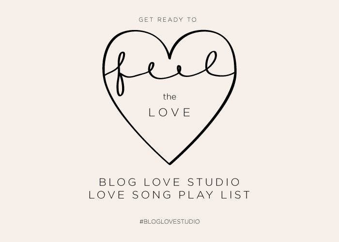 Blog Love Song Play List