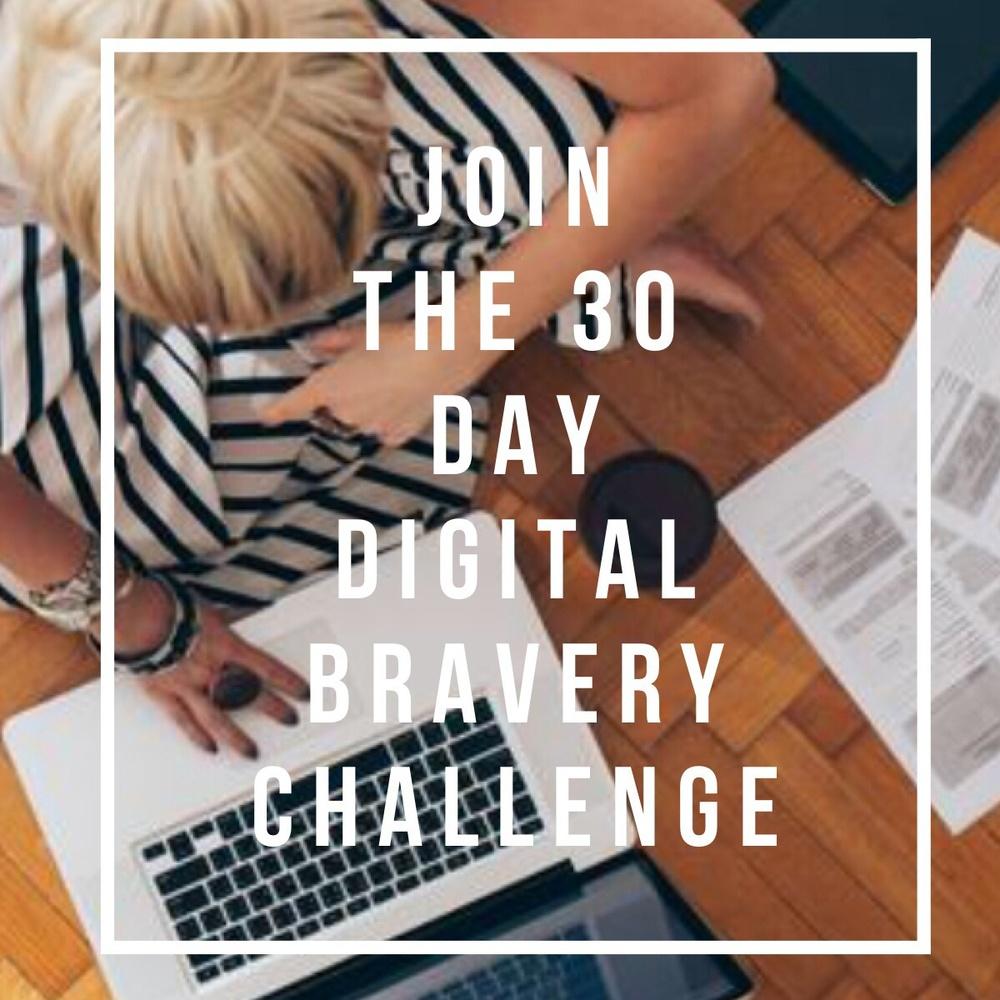 Digital-Bravery-30-Day-Challenge