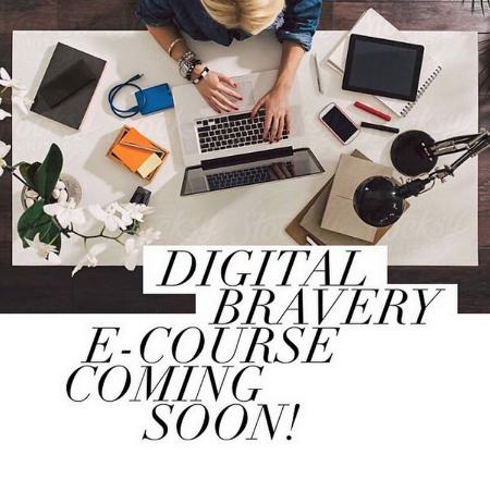 Digital Bravery Social Media