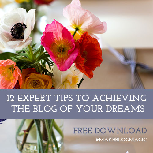 12 Tips To The Blog Of Your Dreams