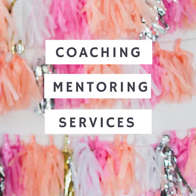 Coaching & Mentoring Services