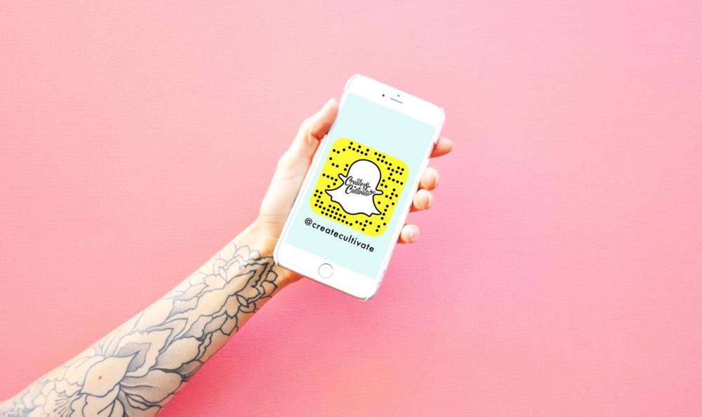 Blogger-Snapchat