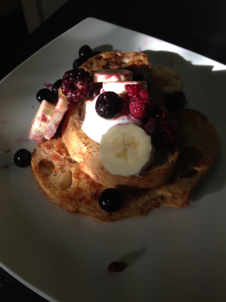 Raising Boys No.2 - French Toast Healthy Breakfast For Kids