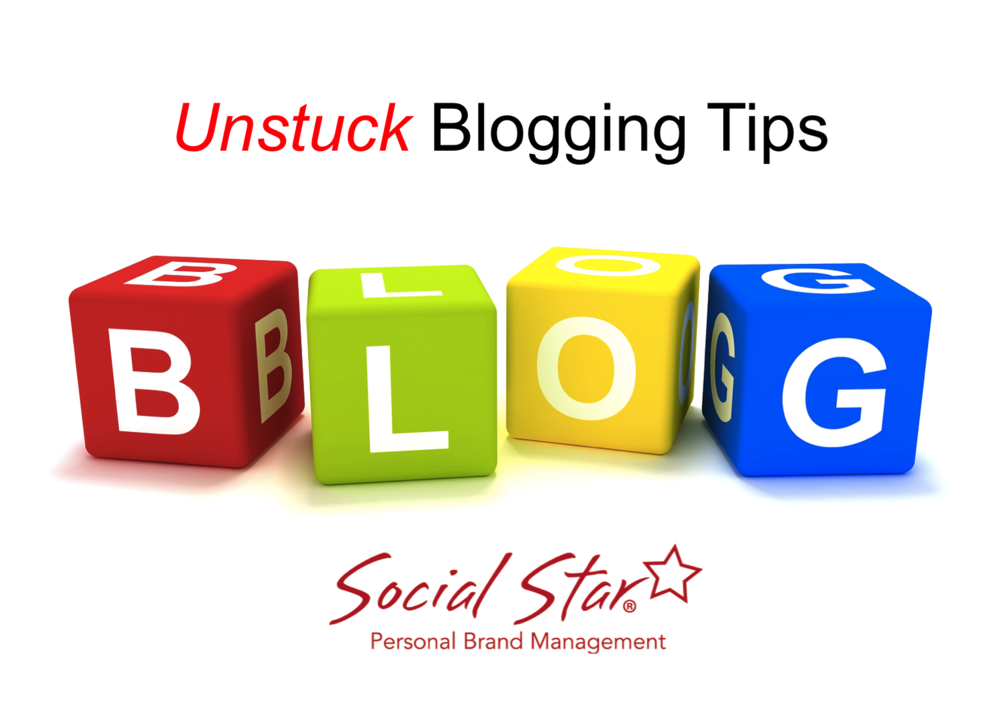Unstick Your Blog: Six Step Strategy To Get Back In Writing Flow