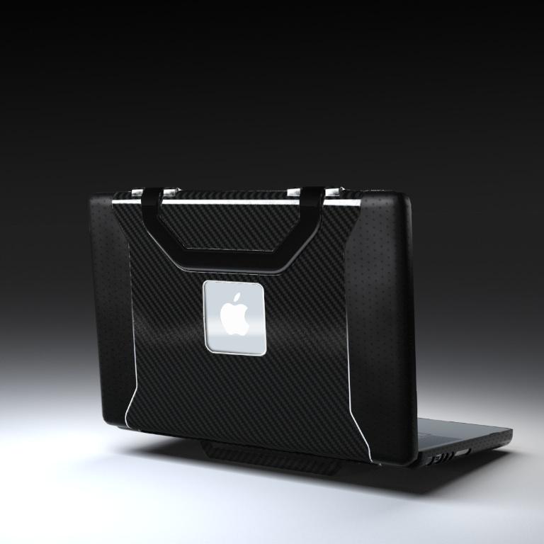 Mophie MacBook case concept rendering