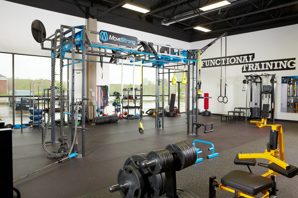 MoveStrong fitness equipment
