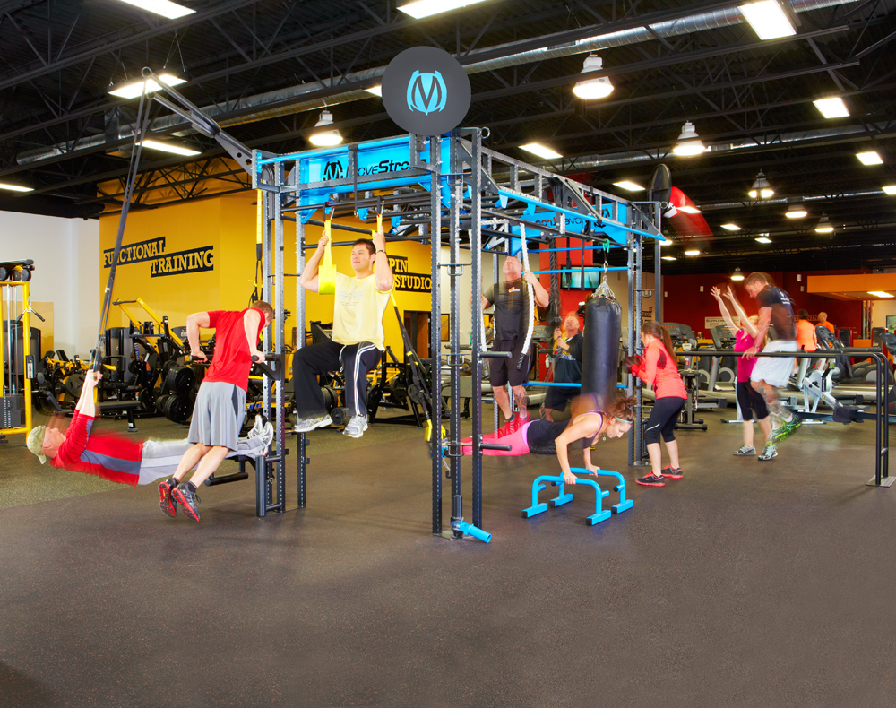 Functional Training Station