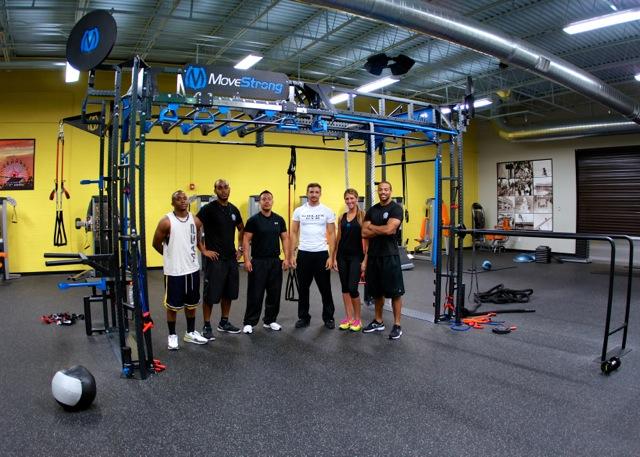 Functional Training Station