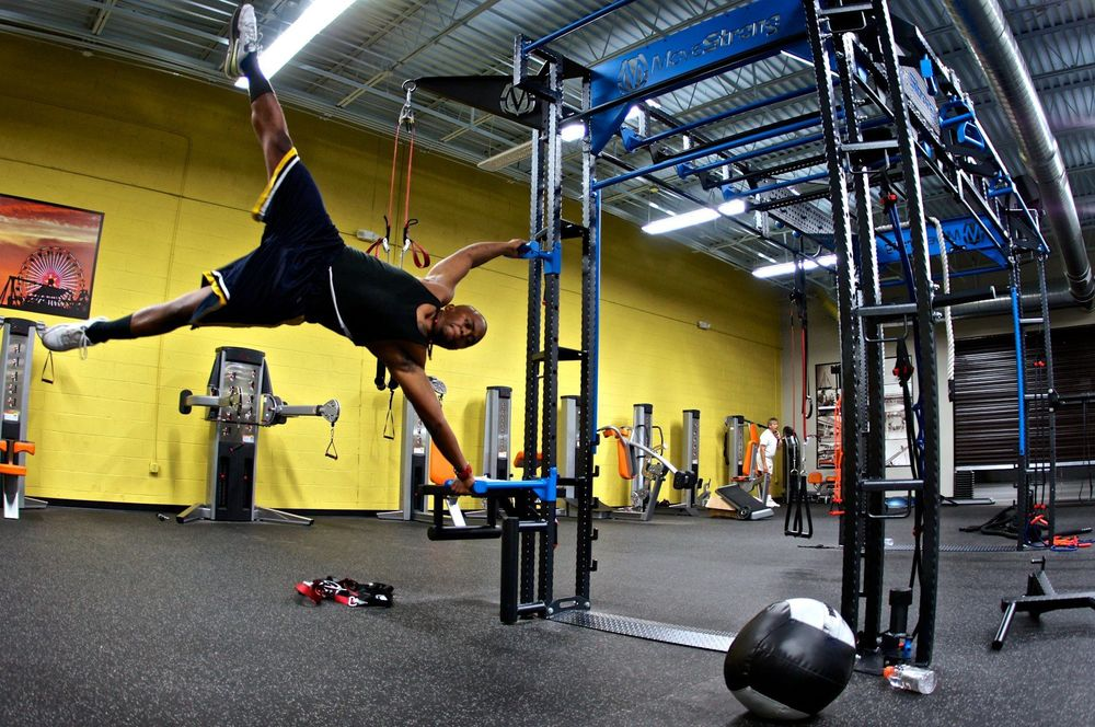 Calisthenics training equipment MoveStrong