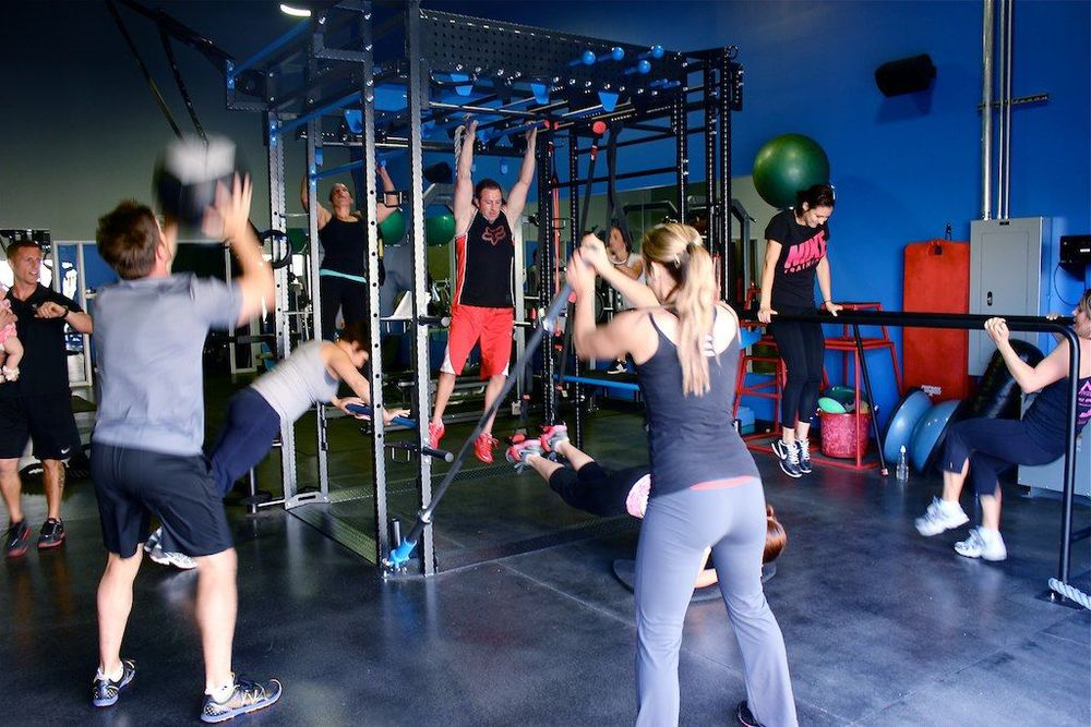 Fitness-Class-Functional-Training