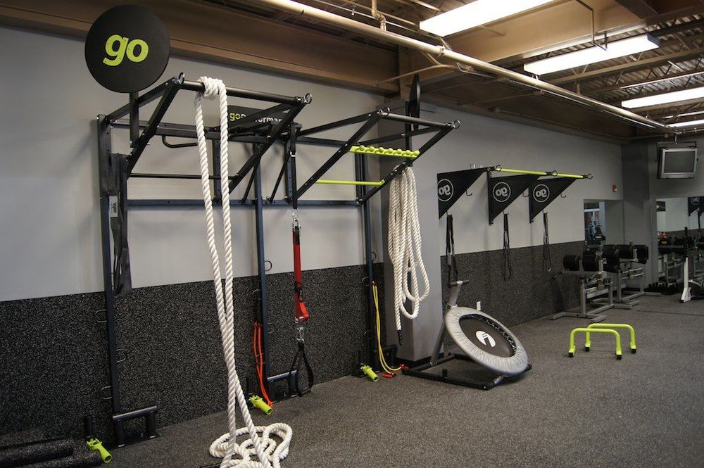 The Wall Fts Wall Mounted Gym Amp Fitness Equipment