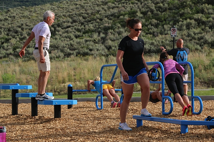 FitGround for all ages and abilities