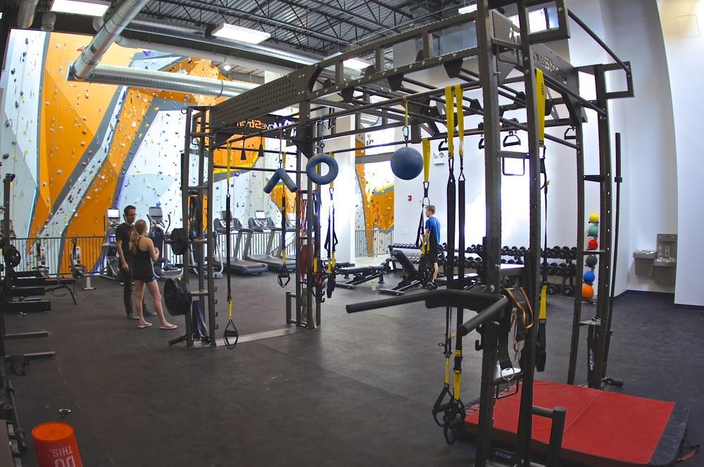 MoveStrong climbing gym
