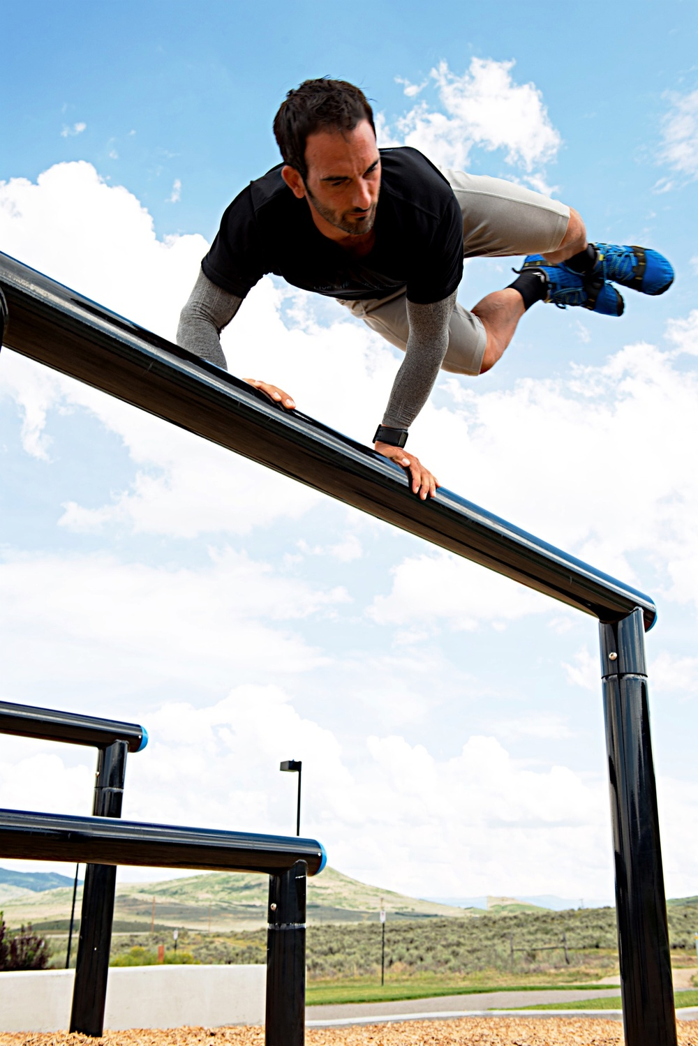 Agility post part of FitGround